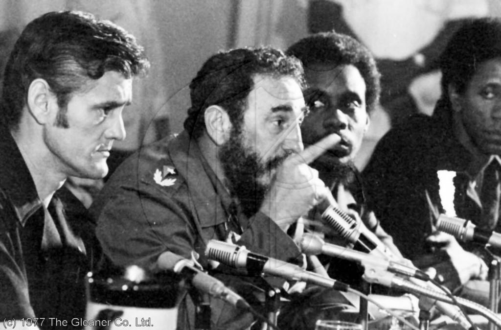 Fidel-Castro-Visit-1977