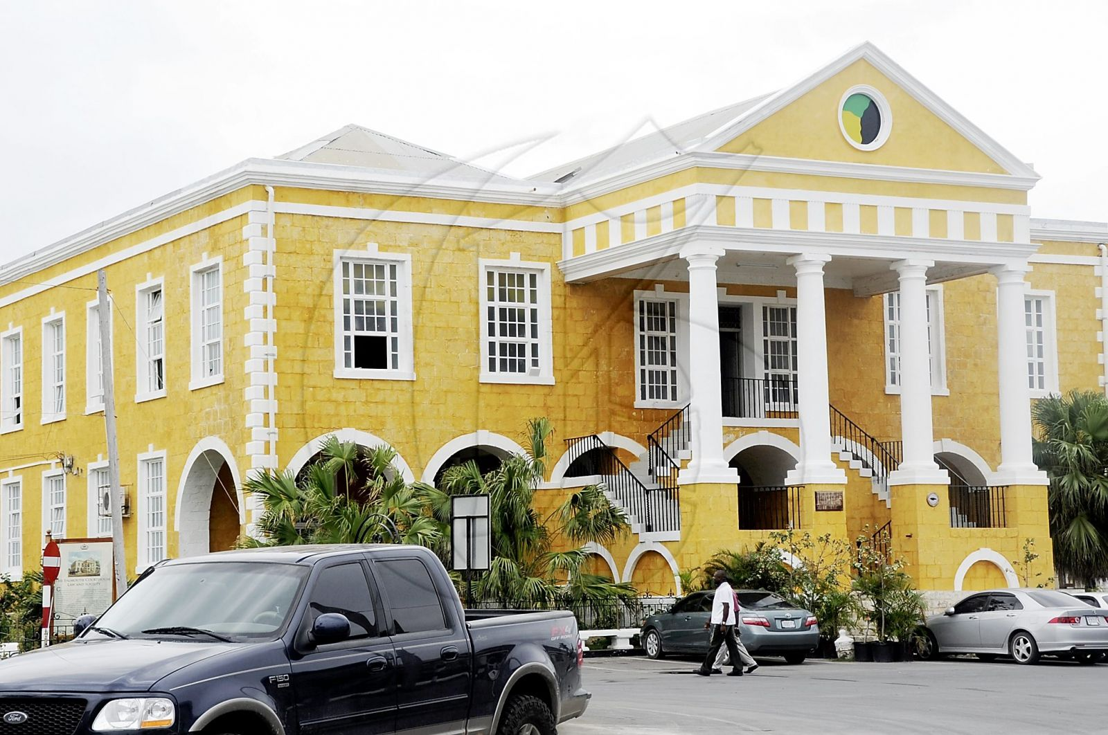Falmouth trelawny court house digjamaica blog for Cost of building a house in jamaica