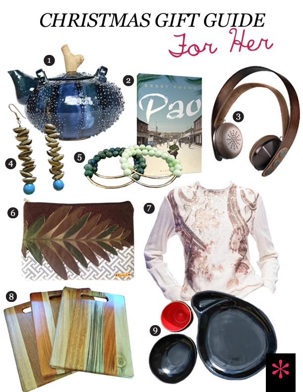 Christmas Gift Guide [For Her]