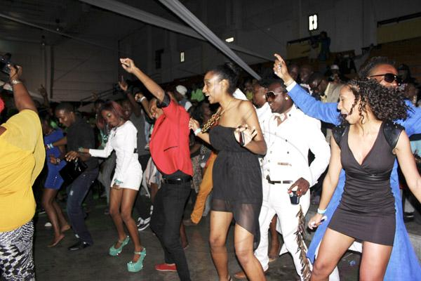 Jamaican Party Websites