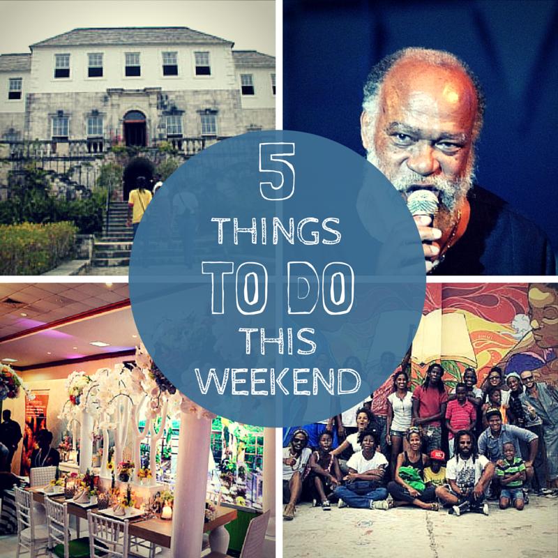 blog things this weekend