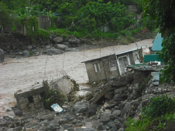 A review of the devastating effects of hurricane gilbert