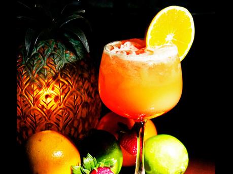 Cook-Rum-Punch