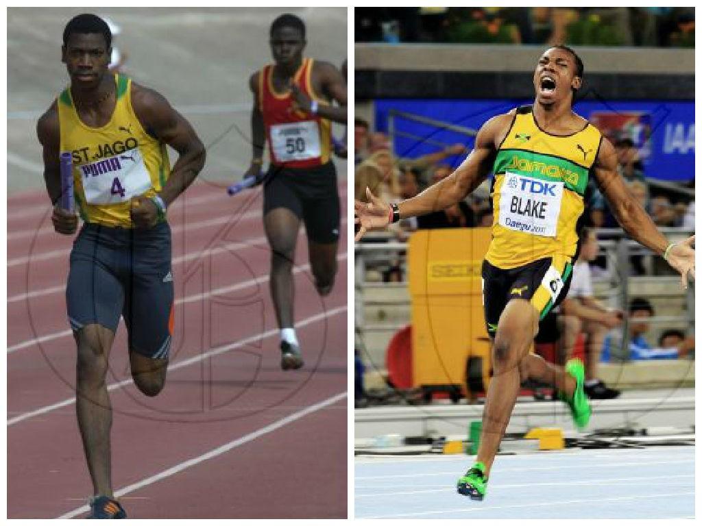 Yohan Blake Running Style | www.imgkid.com - The Image Kid ...