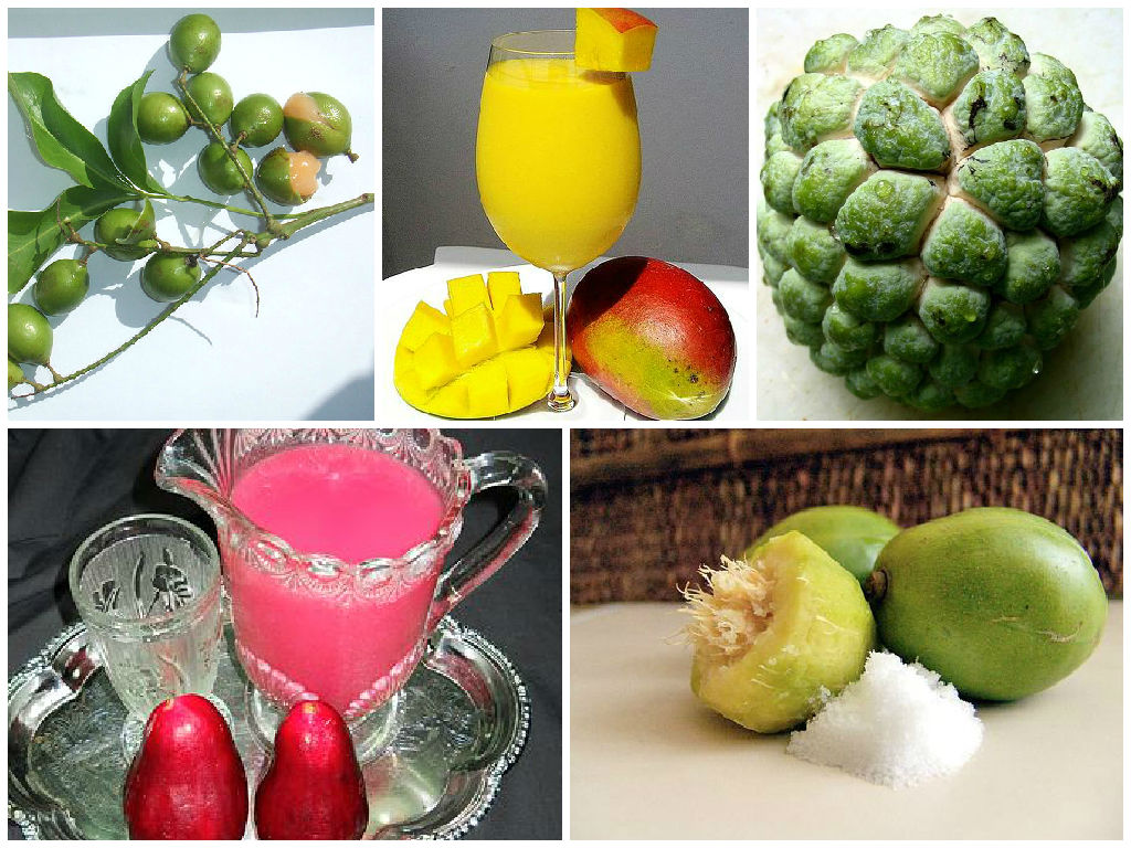 pictures of healthy fruits jamaican fruit