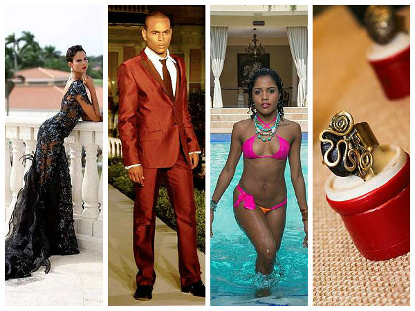 Jamaican fashion designers names