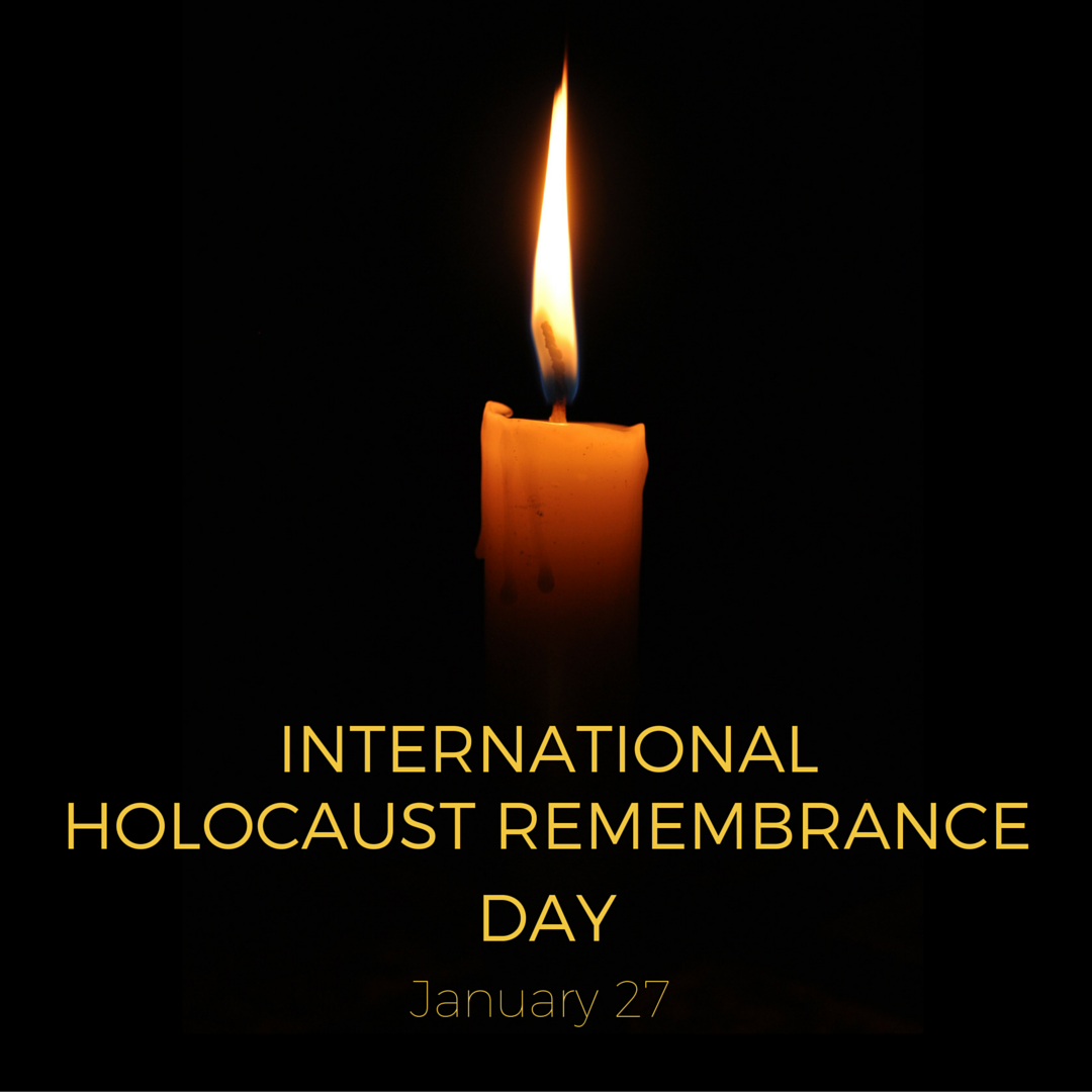 Image result for international holocaust remembrance day