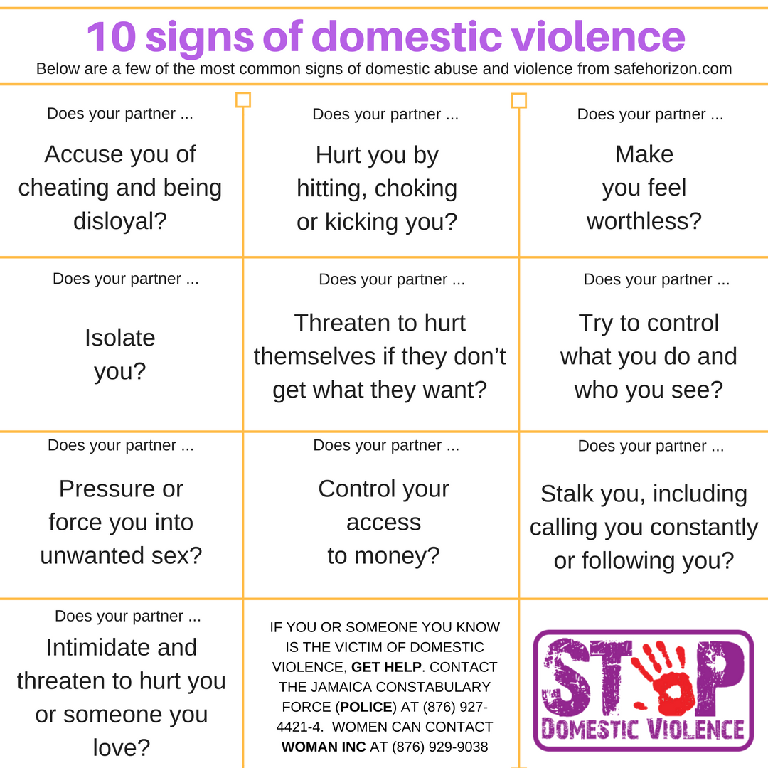 5 warning signs of dating abuse
