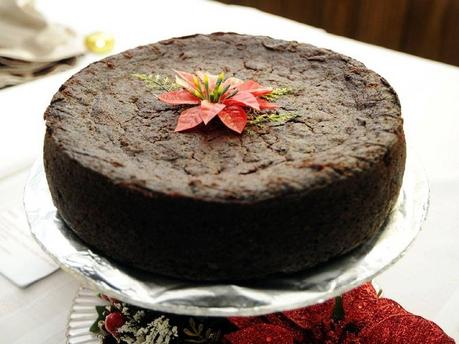 christmas cake jamaican