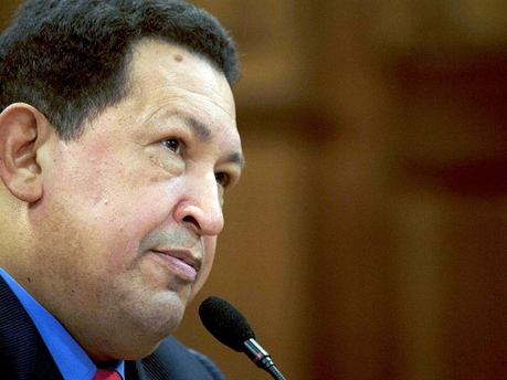 Venezuela's President- Hugo Chavez