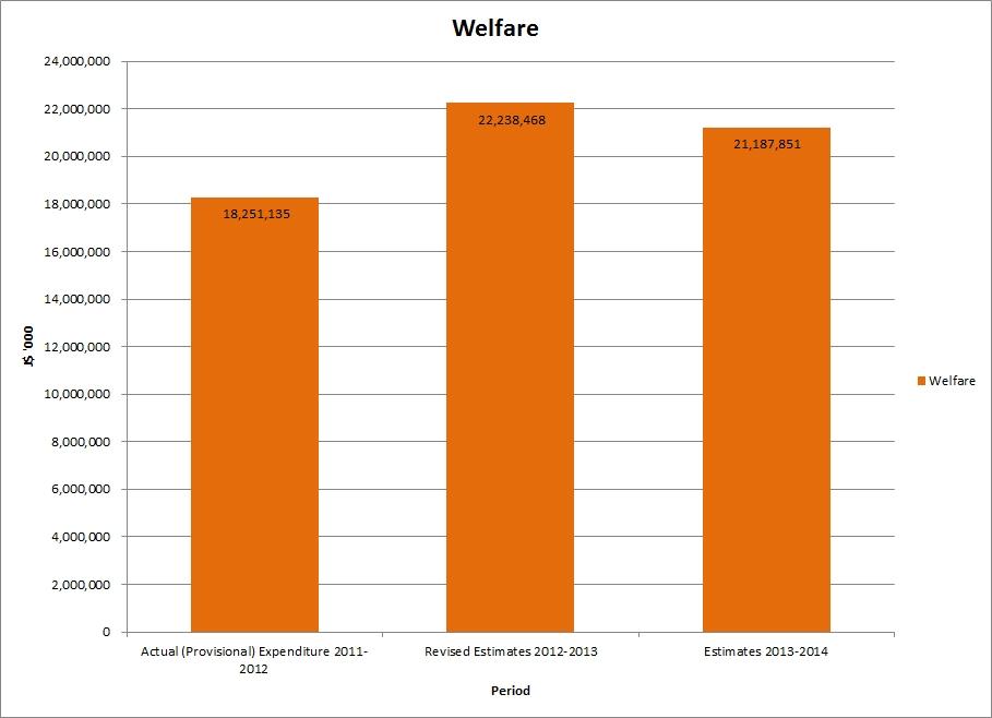 jamaica_budget_Welfare