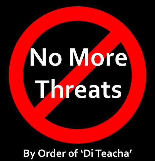 No More Threats