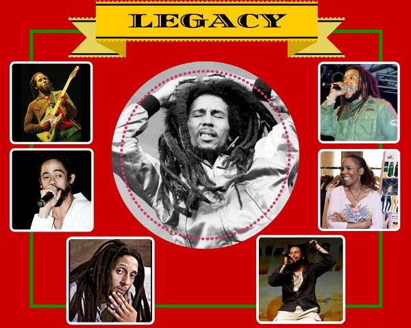 Marley legacy