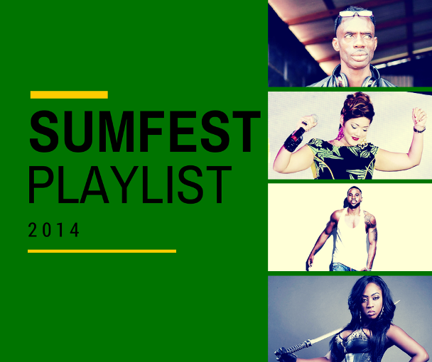 Sumfest Playlist