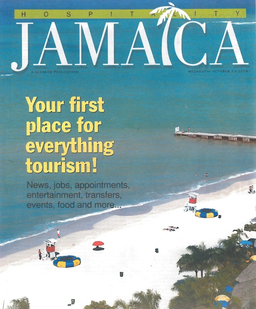 First Hospitality Jamaica Page (October 13, 2004)_sm