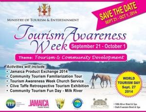 Flyer - Tourism Awareness Week