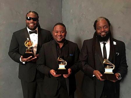 Morgan Heritage - 2016 reggae Grammy winners (Contributed)