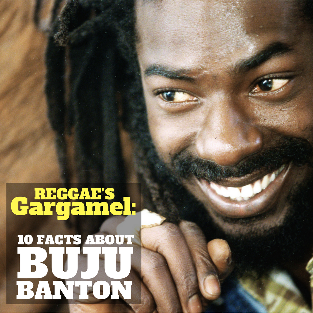 Reggae's Gargamel: 10 Interesting Facts About Buju Banton