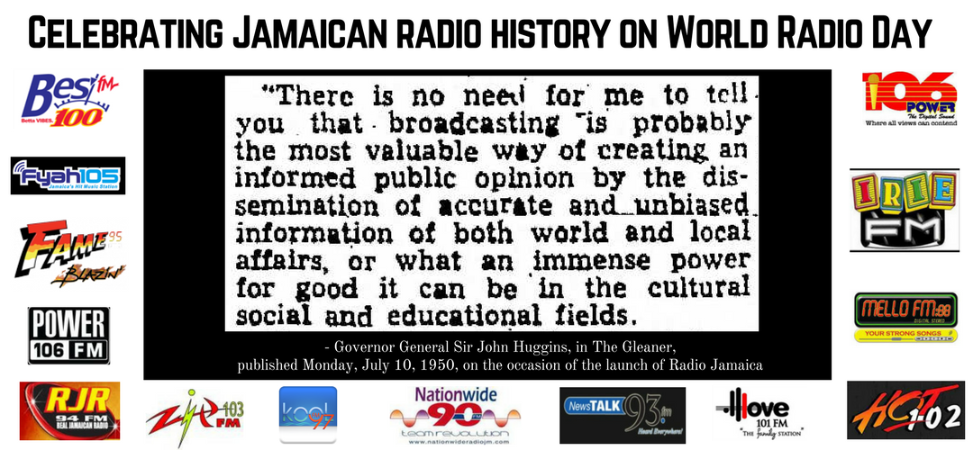 10 Facts About the History of Radio in Jamaica —diG Jamaica