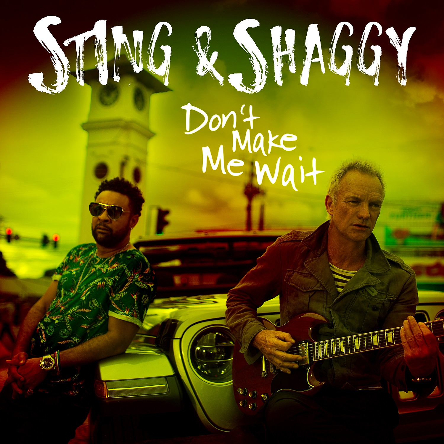 The Wait Is Over  Sting and Shaggy's new single that
