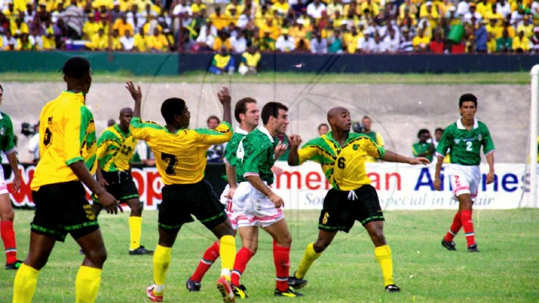 online retailer 97a37 50560 Five Jamaican World Cup Football Facts —diG Jamaica